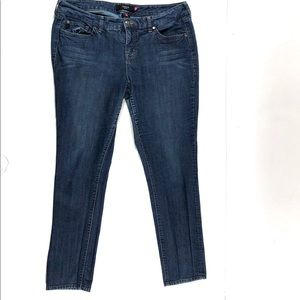 Torrid Skinny Leg Jeans Sz 18